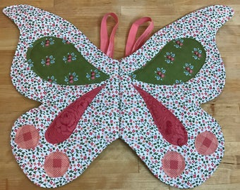 Butterfly Wings - Dress Up - Child's Toy - Play Item - READY TO SHIP