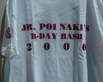 jr. poi nak's b-day bash tshirt (new)