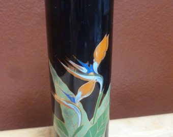 OTAGIRI Japan Bird of Paradise bud vase