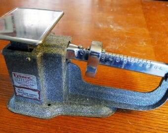 Vintage Industrial Scale
