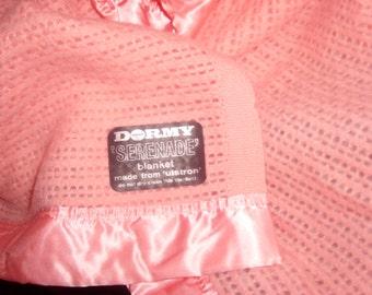 Vintage Dormy Serenade Blanket