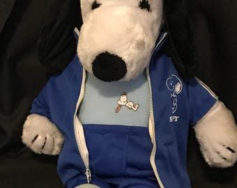 Snoopy 1968 Vintage Stuffed Animal