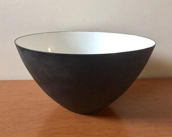Large Krenit Enameled Bowl