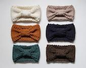 UN BANDEAU PLAT fait de laine récupérée ici et là, choisissez votre couleur parmi les choix montrés / aucun frais de poste