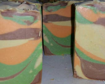 Handcrafted The Great Outdoors Soap