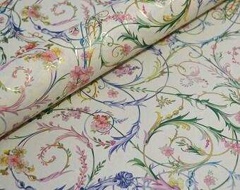 Florentine Paper - Colourful Floral Sprays