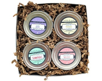 Pun in a Million Scented Candle Tin Gift Set for Mother's Day, Mom