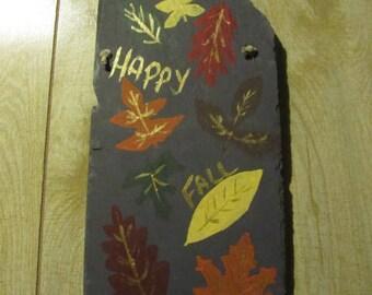 Fall Slate Sign