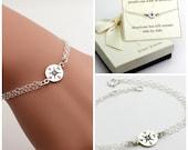 Compass bracelet, best friends, sister bracelet. Journey bracelet. Friendship bracelet. Best friend.