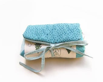 SALE Upcycled changing pad #7
