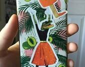 Alligator Vinyl Sticker | Unique Waterproof Sticker | Car Sticker | Laptop Sticker | Outdoor Sticker | Nonfade Sticker | Waterbottle Sticker