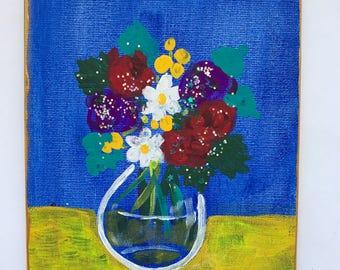 Primary bouquet