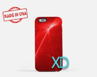 Abstract iPhone Case, Red iPhone Case, Abstract iPhone 6 Case, iPhone 6s Case, iPhone 7 Case, Phone Case, Safe Case, SE Case Design