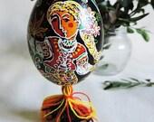 Pysanky - Ukrainian easter egg - Modern art