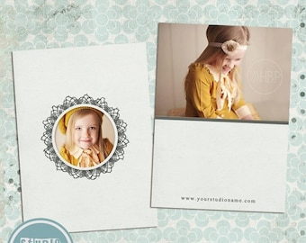 ON SALE INSTANT Download Baby Announcement template Birth Announcement, Photo Card