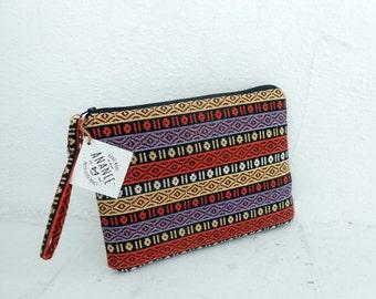 Kilim Clutch Bag