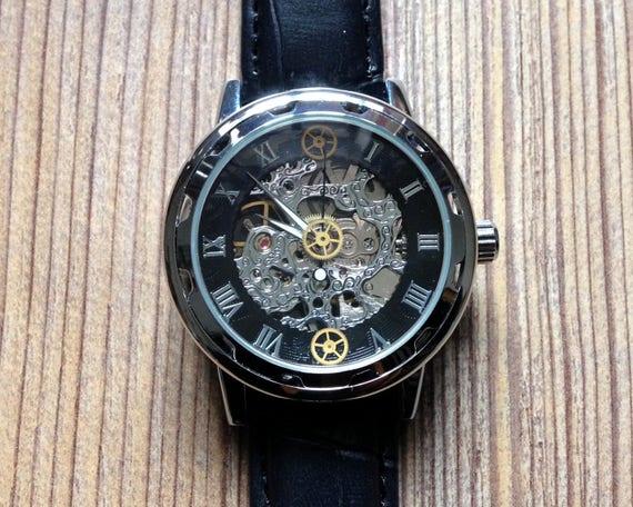 Часы стимпанк унисекс украина