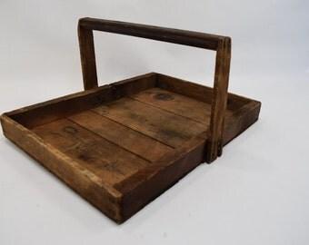 Berry Tray, Garden tray, Display Tray, Table Decor, Primitive