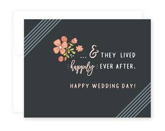 Wedding // Happily Ever After
