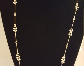 "23"" Avon Faux Pearl Necklace"