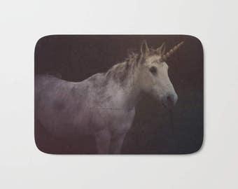 Unicorn Bath Mat -  Shower Mat - Bathroom Mat -  Made to Order