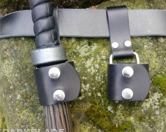 Larp Weapon Clip Designed for Axe, Mace or Hammer