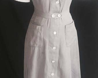 Museum Quality 40's/50's Red Cross Volunteer Nurse Uniform