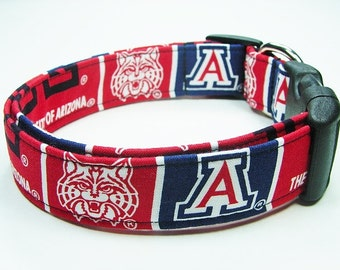University of Arizona Wildcats Dog Collar