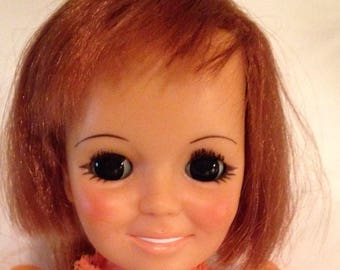 Beautiful Chrissy Growing Hair 1969 Ideal Doll