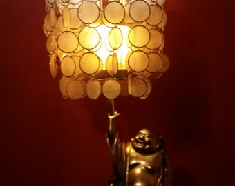 Buddha lamp | Etsy