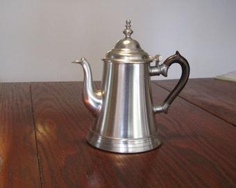 Vintage Metawa Holland Pewter Tea Pot