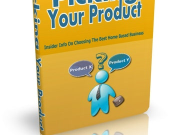 Picking your Product Ebook
