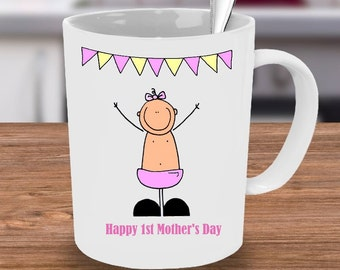 Blackshoe 1st Mothers Day Mug