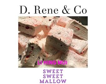 Sweet Sweet Mallow Li Hing Mui Gourmet Marshmallows