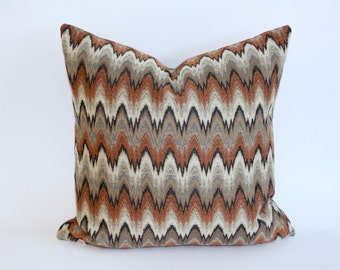 Missoni Style Pillow Cover 24x24