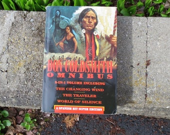 Don Coldsmith 1992 Trilogy Novels of Native American life, 3 Excellent novels in one book, well written characters,