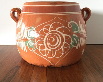 XL Bandera Bean Pot