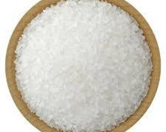 Dead Sea Salt Coarse or Fine Grain   20 Pounds