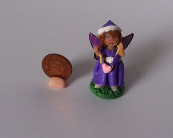 Miniature Handmade OOAK Fairy Toddler Characters