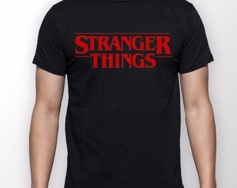 New Stranger Things Youth T-Shirt - Netflix , Supernatural Sci-Fi , Mini Series Free Shipping