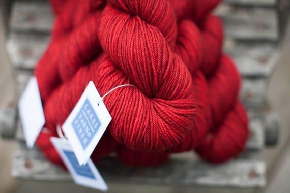 Hayden DK Hand Dyed Superwash Merino Yarn