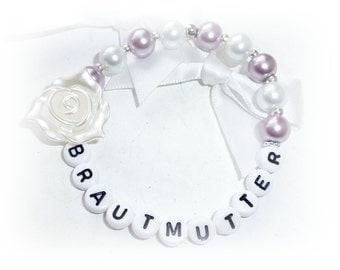 Bracelet, mother of the bride