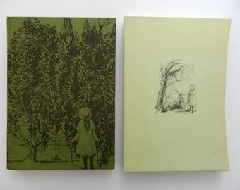 The Secret Garden. Rare Folio Society Edition with slipcase. Illustrated.