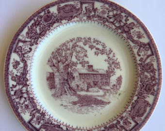 Walker China Plate