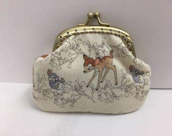 Bambi Coin Purse