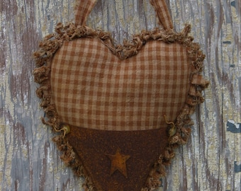 Heart with Rusty Pocket