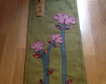 Cover holder mat / YogaMatBag (lined with zipper)