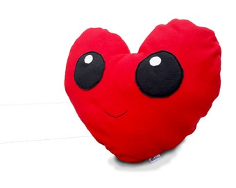 Big red heart