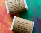 2-Pack Organic Bug Repelling Lotion Bars/ Body Butter/ Natural Bug Repellent/ Vegan/ Organic Sunscreen