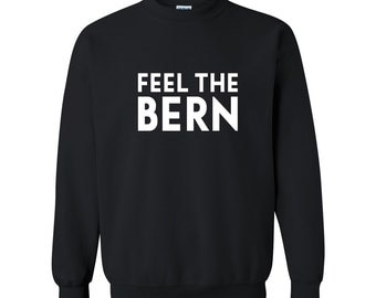 Feel the bern | Etsy